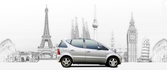 Как дешевле арендовать машину за границей