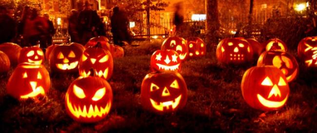 Как устроить классную вечеринку на Хэллоуин