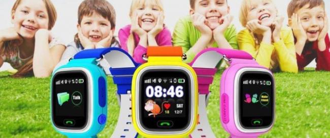 Выбираем и покупаем смарт часы для ребенка