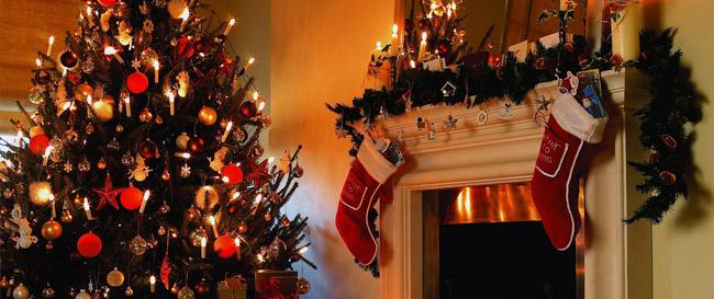 Новый год в деталях – украшаем дом к праздникам