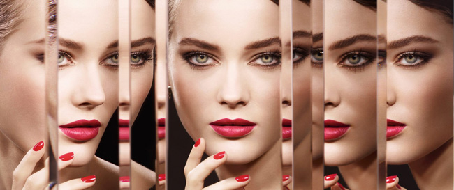 Новогодний макияж. На что обратить внимание