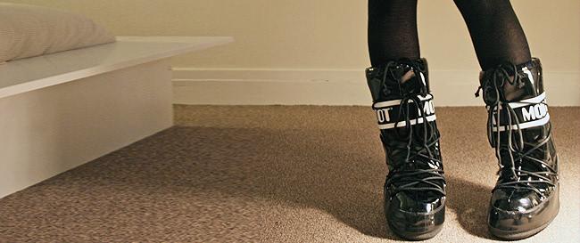 Сапоги-луноходы Moon Boots – актуальное решение для холодной зимы
