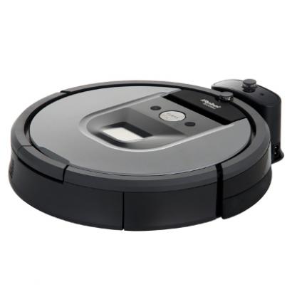 Робот-пылесос iRobot Roomba 960 серый