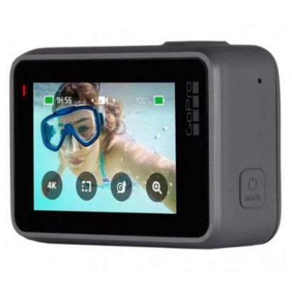 Экшн-камера GoPro HERO7 silver