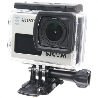 Видеокамера экшн SJCAM Silver
