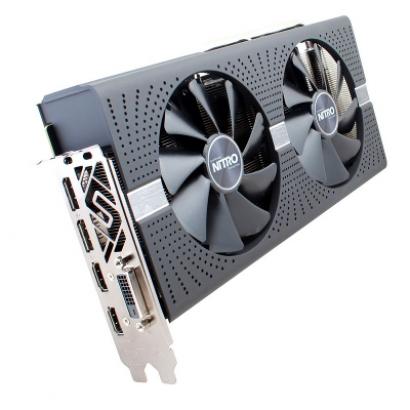 Видеокарта Sapphire AMD Radeon RX 580