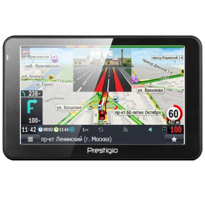 Портативный GPS-навигатор Prestigio GeoVision