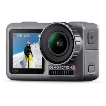 Экшн-камера DJI Osmo Action Gray