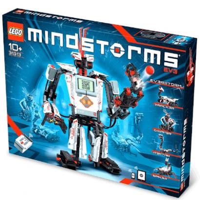 Электронный конструктор Lego Mindstorms EV3 Создай и командуй