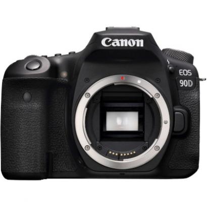 Зеркальный фотоаппарат Canon EOS 90D