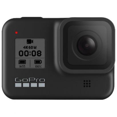 Экшн-камера GoPro Hero8 Black Edition 4K
