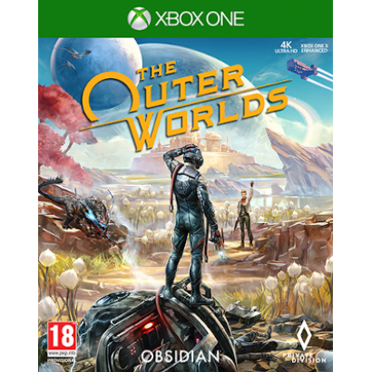 Игра для Xbox One Take Two The Outer Worlds