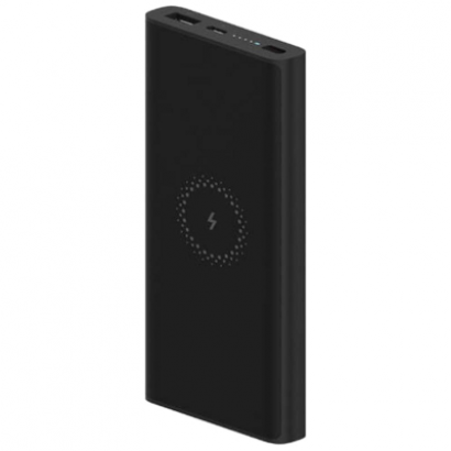 Внешний аккумулятор Xiaomi Mi Wireless Power 10000mAh Black