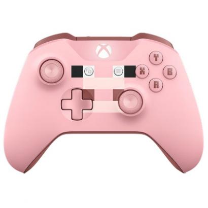 Геймпад Microsoft Xbox One Wireless Controller Minecraft Series