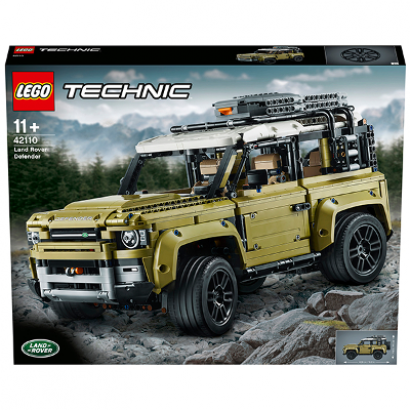 Конструктор Лего Техник Land Rover Defender
