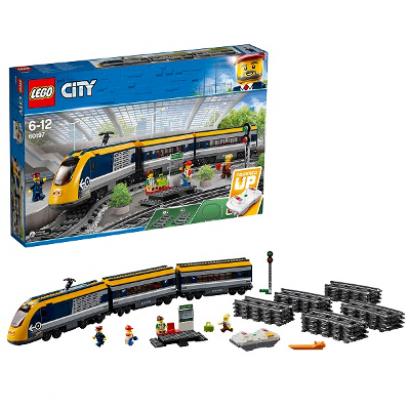 Конструктор Lego City Пассажирский поезд