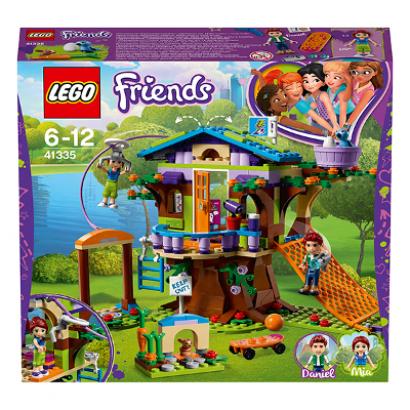 Конструктор Lego Friends Домик Мии на дереве