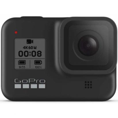 Экшн-камера GoPro HERO8 Черная