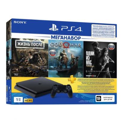 Игровая консоль Sony PlayStation 4 1TB