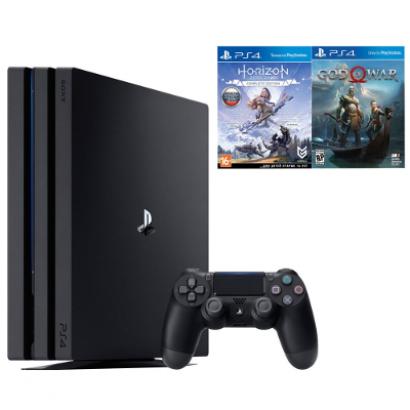Игровая приставка Sony PlayStation 4 PRO 1 TB