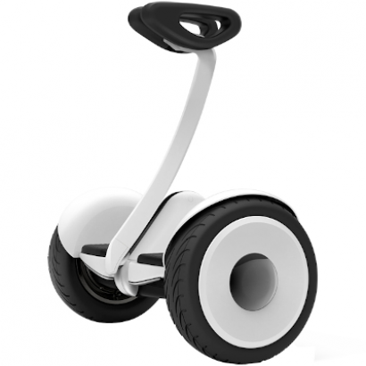 Гироскутер 10 дюймов Ninebot by Segway S White