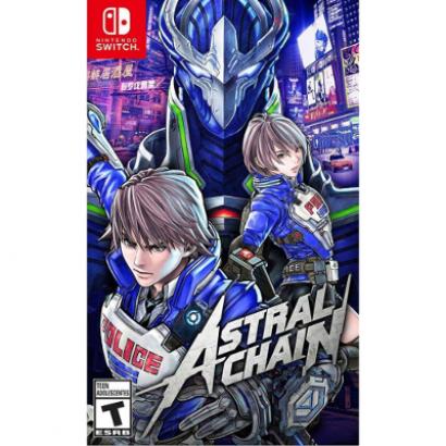 Игра для Nintendo Switch Astral Chain