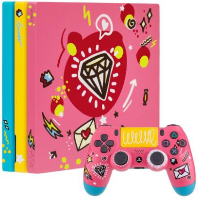 Игровая приставка Sony PlayStation4 Rainbo