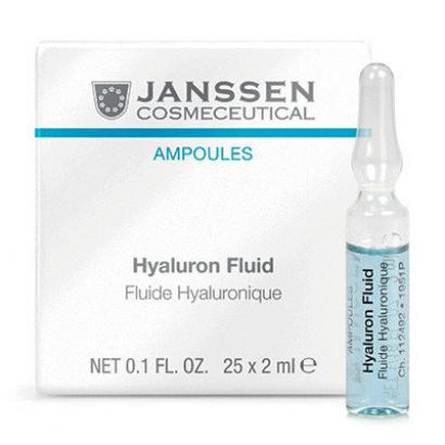 Ультроувлажняющая сыворотка с гиалуроновой кислотой в ампуле