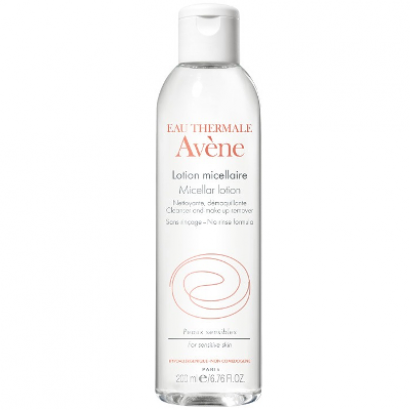Очищающий мицеллярный лосьон для лица Avene micellar lotion