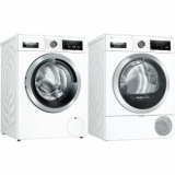 Комплект стиральной и сушильной машины Bosch