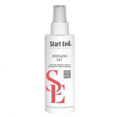 Лосьон против вросших волос «2 в 1» Start Epil