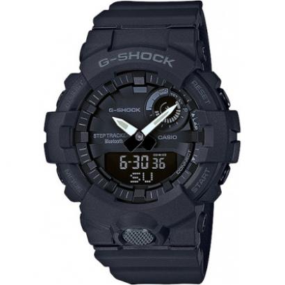 Наручные часы Casio G-SHOCK GBA-800-1A с хронографом