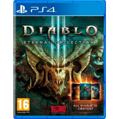 Игра для PS4 Diablo III: Eternal Collection