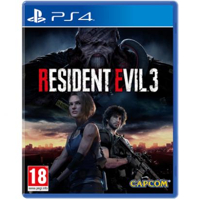 Игра для PS4 Resident Evil 3
