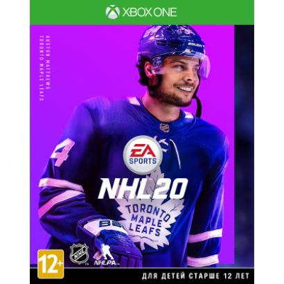 Игра для Xbox NHL 20