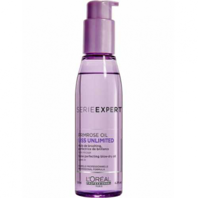 Термозащитное масло-сияние для волос Liss Unlimited