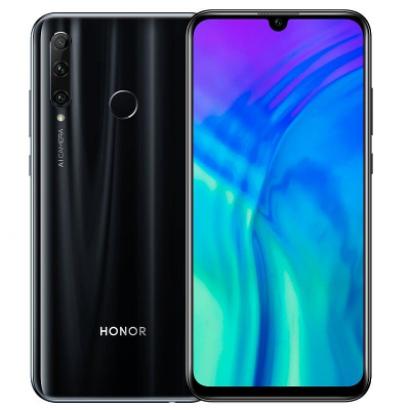 Смартфон Honor 10I 128Gb Midnight Black