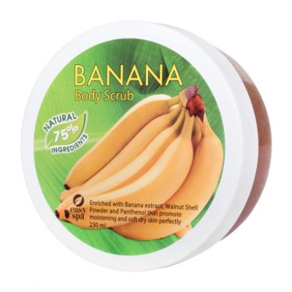 Скраб для тела Easy Spa Banana Body Scrab