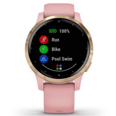 Спортивные наручные часы Garmin Vivoactive 4S Dust