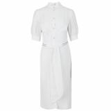 Белое платье от Vuall