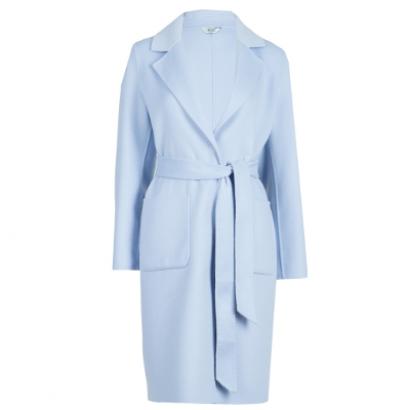 Синее пальто Liu Jo
