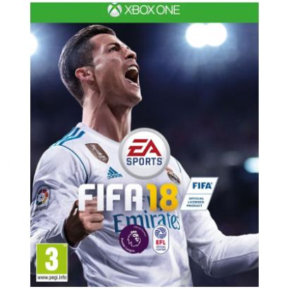 Игра для Xbox One FIFA 18