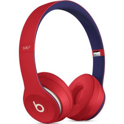 Беспроводные наушники Beats Solo3 Wireless Club Red