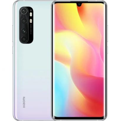 Смартфон Xiaomi Mi Note 10 Lite Glacier White
