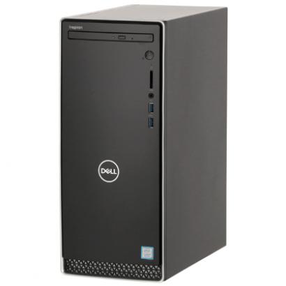 Системный блок игровой Dell Inspiron 3670 Black