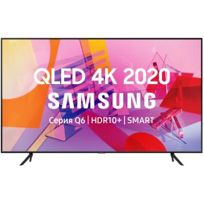 Телевизор Samsung QE55Q60TAUXRU