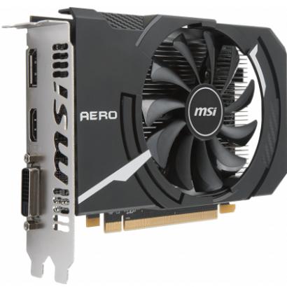 Видеокарта MSI AMD Radeon RX 550