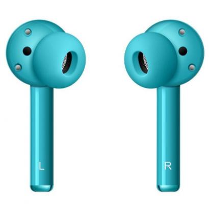 Наушники с микрофоном HONOR Magic Earbuds TWS Walrus Бирюзовые