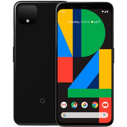 Смартфон Google Pixel 4 XL Just Black
