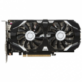 Видеокарта MSI GeForce GTX 1050 Ti 4096Mb